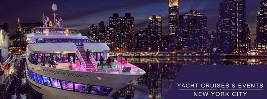 LABOR DAY YACHT PARTY CRUISE | SUMMER SERIES VIEWS & VIBES