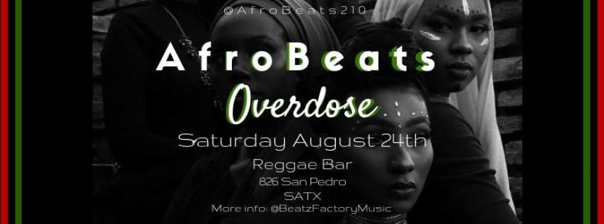 AfroBeats Overdose