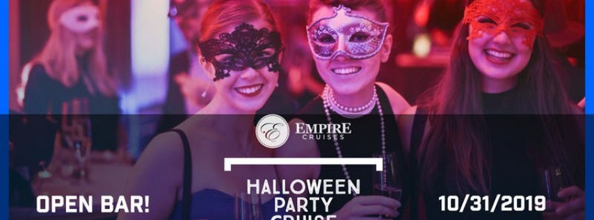 Halloween Party Cruise - Empire Cruises