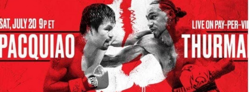 D&B Crossroads Pacquiao vs. Thurman