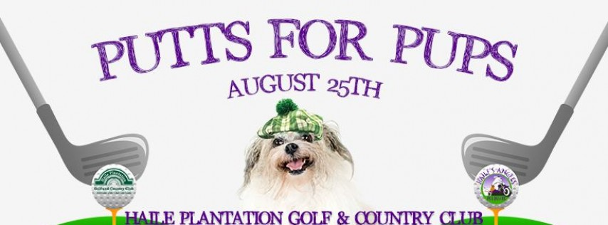 Putts for Pups Golf Tournament