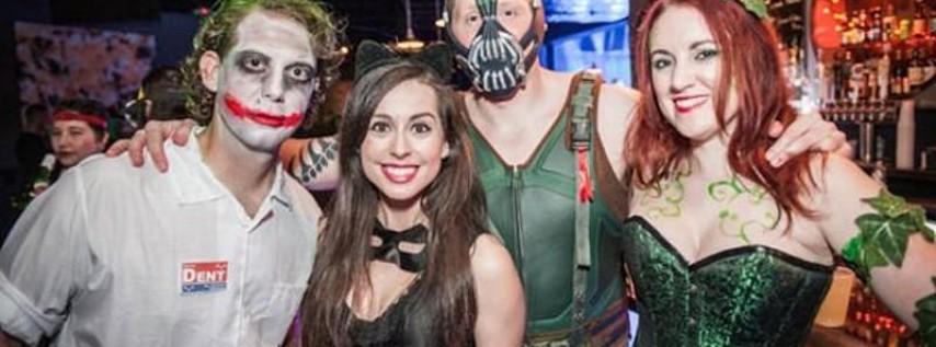 Wicker Park Halloween Bar Crawl