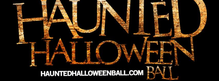 Haunted Hotel Halloween Ball 2019 at Congress Plaza Hotel