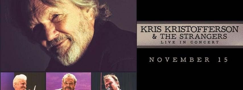 Kris Kristofferson & The Strangers in Chicago, IL