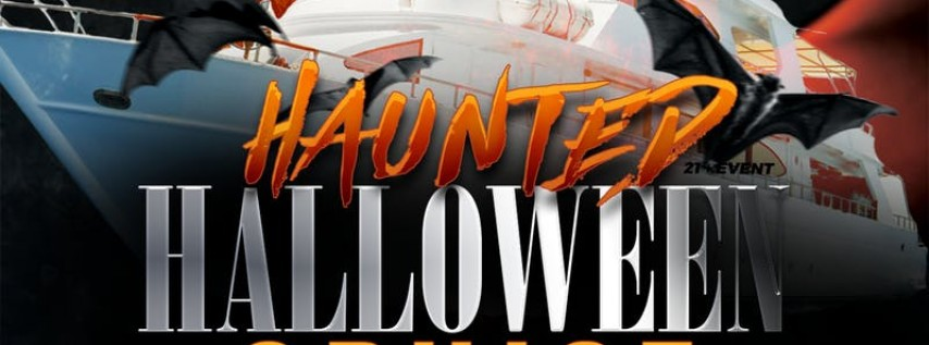 Halloween Booze Cruise on Saturday Night October 26th
