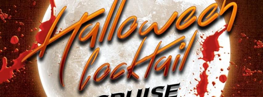 Haunted Halloween Booze Cruise on Saturday Evening October 26th
