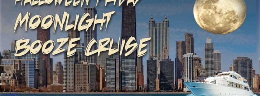 Halloween Friday Moonlight Booze Cruise on October 25th
