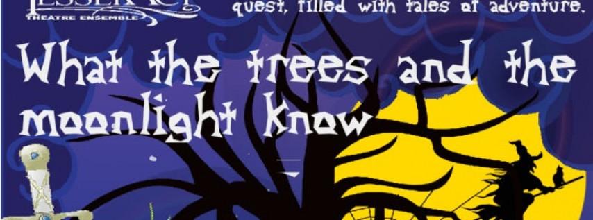 TesserAct Theatre Ensemble Halloween Show for Children