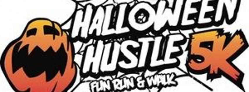 Halloween Hustle Palatine 5k Volunteer Sign-Up 2019