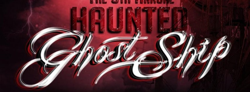 The 5th Annual Haunted Ghost Ship Aboard the Spirit of Chicago Yacht