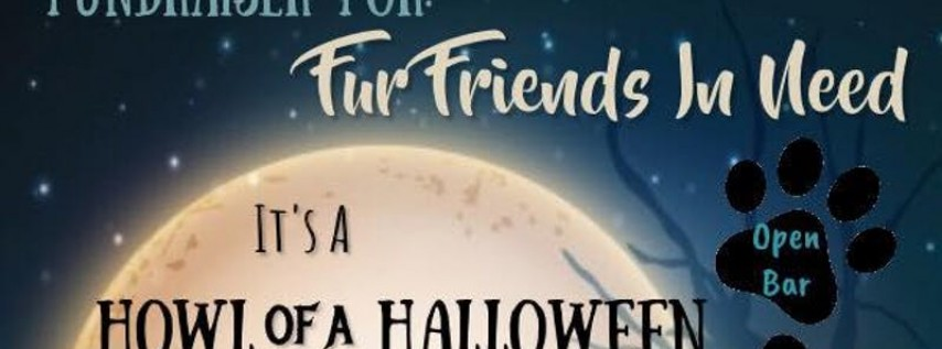 Fur Friends in Need Halloween Costume Party and Fundraiser