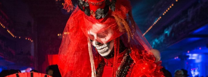 Masque of the Red Death: Dances of Vice Halloween Ball