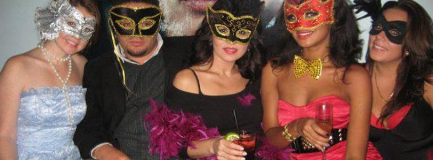 HALLOWEEN MASQUERADE BALL | YACHT PARTY CRUISE