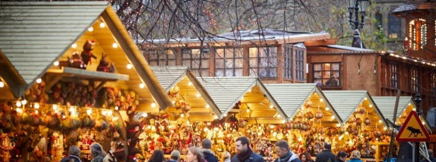 Christmas Market New York 2019.Christmas New York City 2019 Guide To Holiday Events
