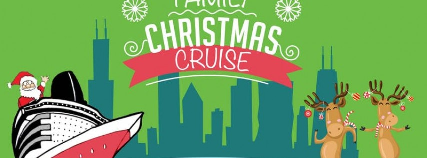 Family Christmas Cruise - Holiday Cruise on Lake Michigan! (12:30pm)