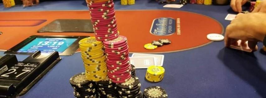 $10,000 Guaranteed Tournament at Silks Poker Room 8/12