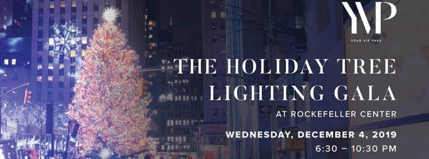 Rockefeller Center Holiday Christmas Tree Lighting 2019 Gala - New York