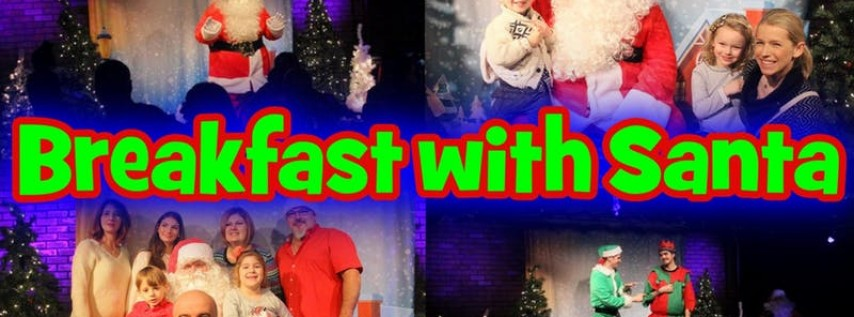 Breakfast With Santa - Elfprov Times Square NYC