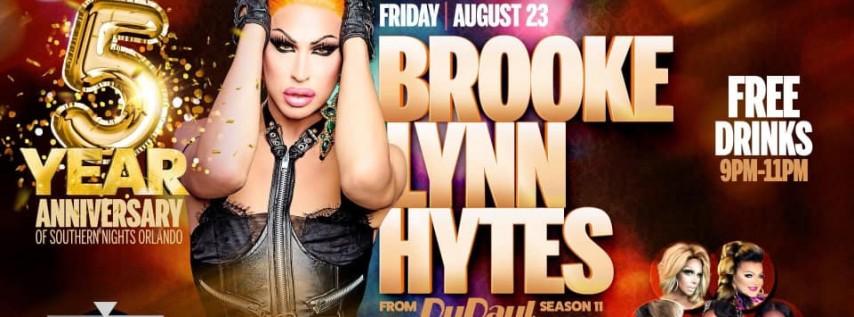 8.23.19 Brooke Lynn Hytes Hosts SN ORL 5yr Anniversary