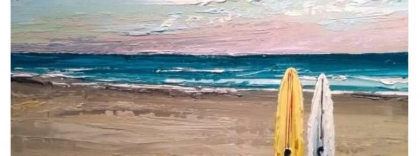 Morning Surf by Sarah LaPierre