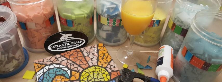 Mosaics & Mimosas @ Atlantic Beach Brewing Co.