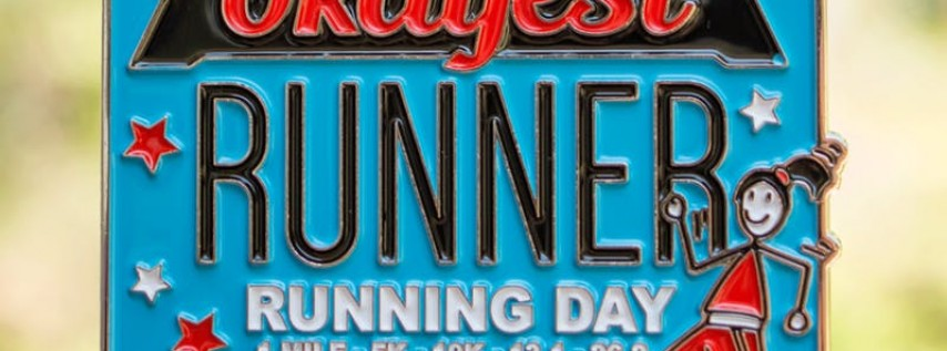 2019 The Running Day 1 M, 5K, 10K, 13.1, 26.2 - Orlando