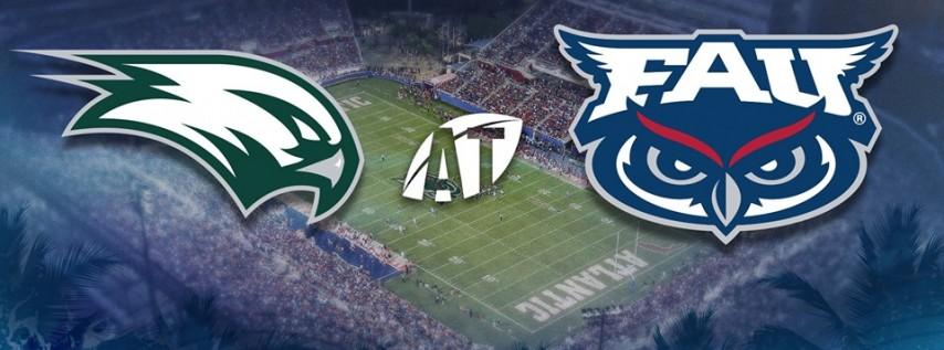 Florida Atlantic University Owls Football vs. Wagner Football