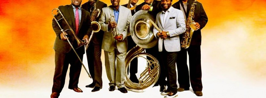 Dirty Dozen Brass Band at The Funky Biscuit