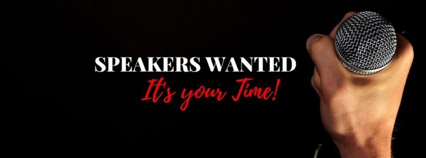 Become a Speaker Workshop