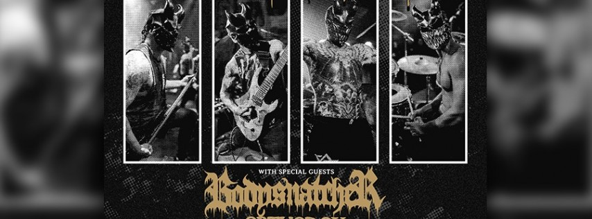 Slaughter to Prevail, Bodysnatcher, Orthodox, Prison - Riffhouse