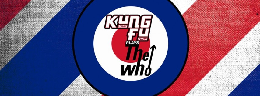Kung Fu Plays The Who at The Funky Biscuit