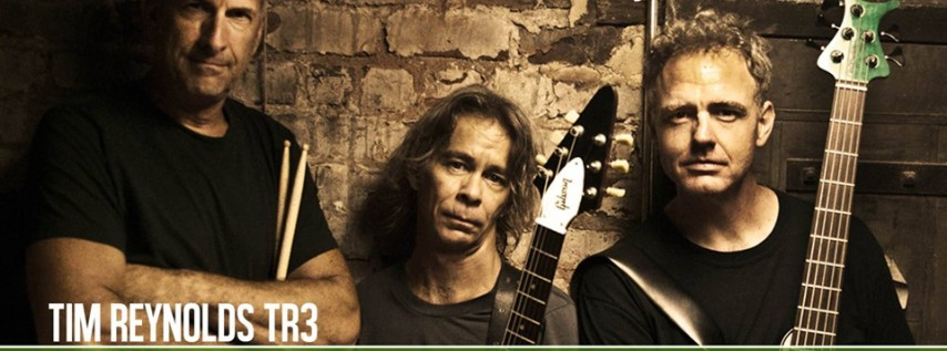 Tim Reynolds TR3 at The Funky Biscuit