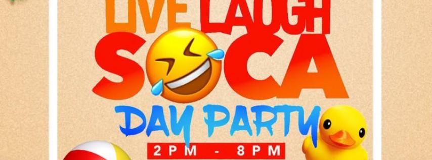 Live Laugh Soca Day Fete