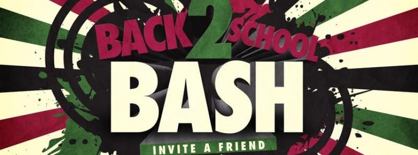 Ready Set Engage Back To School Bash