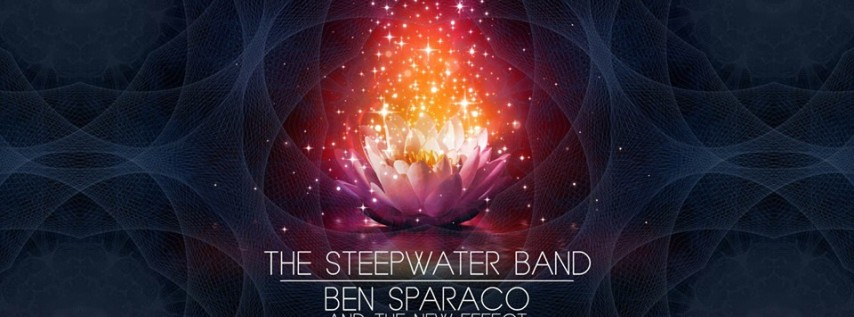 The Steepwater Band & Ben Spraraco And The New Effect