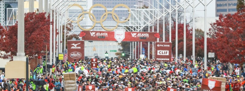 2019 INVESCO QQQ THANKSGIVING DAY HALF MARATHON, 5K, MILE & DASH