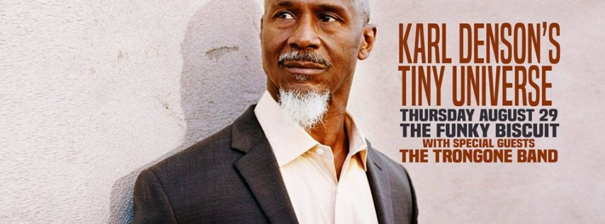 Karl Denson's Tiny Universe at The Funky Biscuit
