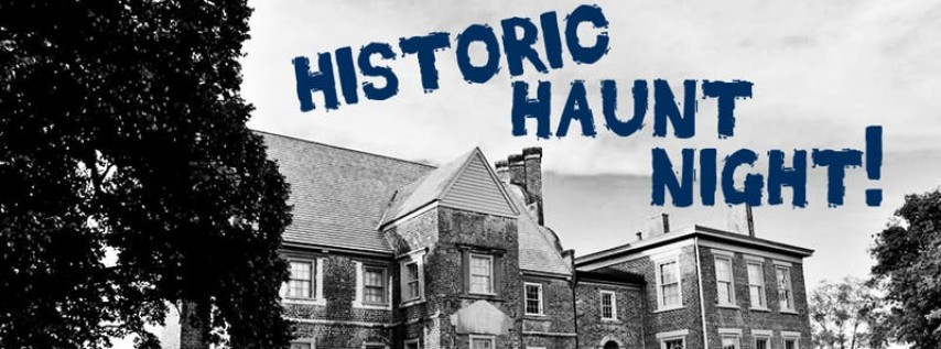 Historic Haunt Night at Bacon's Castle