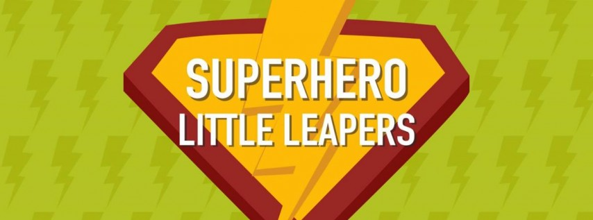 Superhero Little Leapers