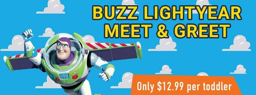 Buzz Lightyear Little Leapers Meet & Greet
