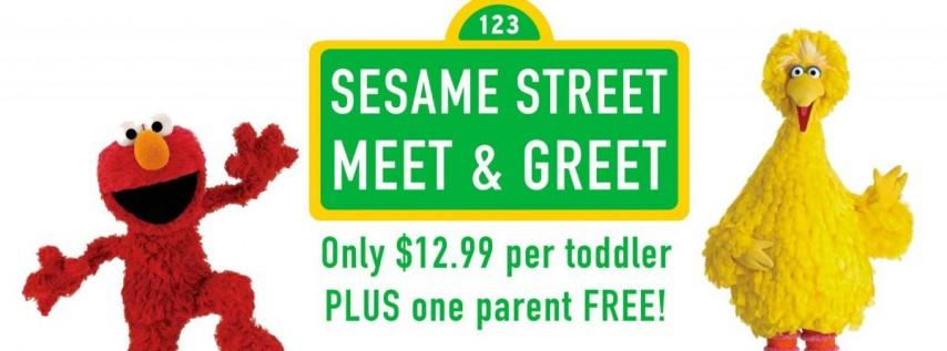 Sesame Street Little Leapers Meet & Greet