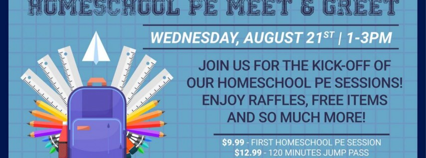 Homeschool PE Meet & Greet