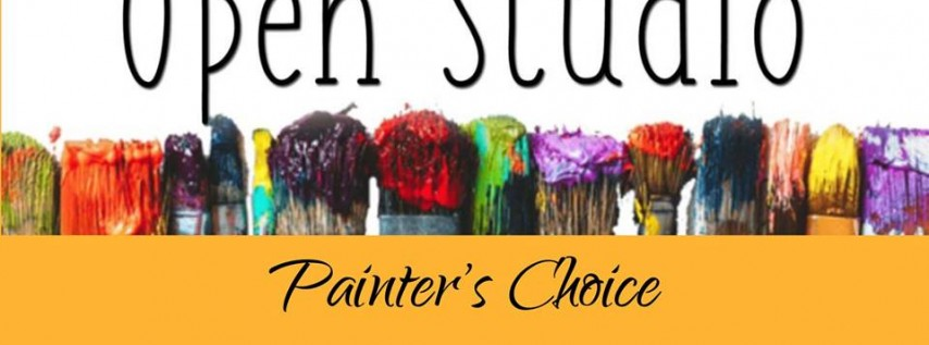 Open Studio-Independent Paint - Afternoon Session