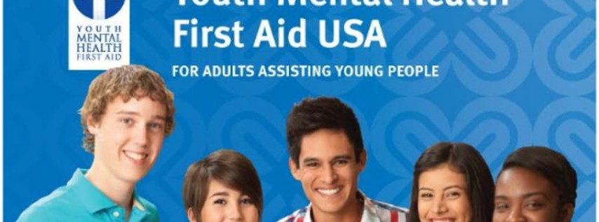 Youth Mental Health First Aid (2 Day)