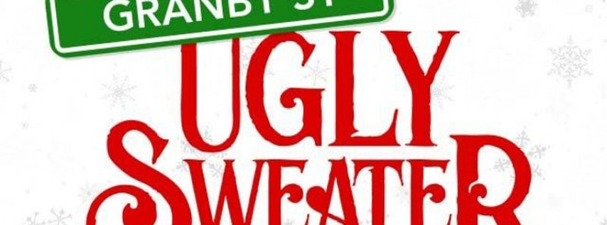 Granby St Ugly Sweater Bar Crawl