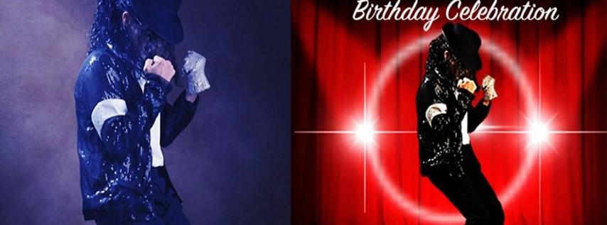 Michael Jackson Birthday Dance Tribute