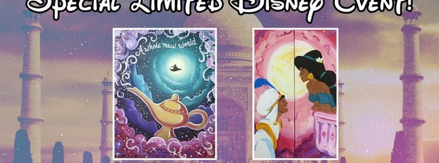 Disney's Aladdin Special Event! Limited!