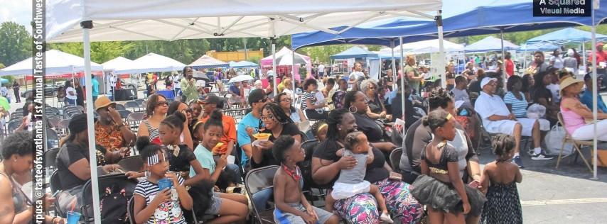 2nd Annual Taste of Southwest Atlanta