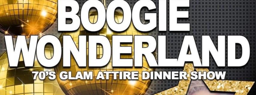 Boogie Wonderland Dinner Show