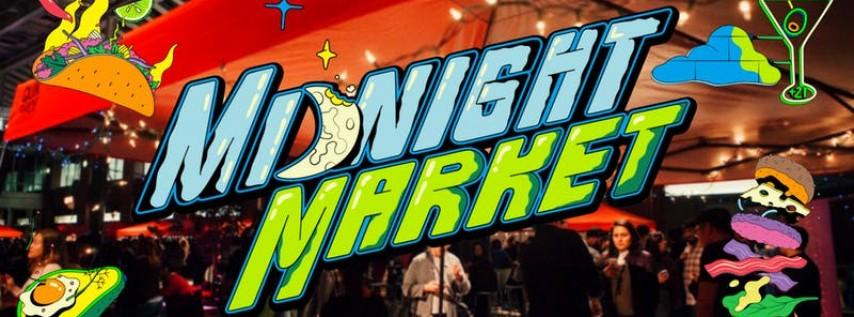 Midnight Market- Opening Night